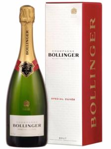 "CHAMPAGNE BOLLINGER ""SPECIAL CUVEE SALMANAZAR"