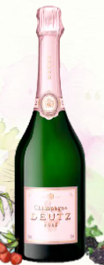 "CHAMPAGNE DEUTZ ""BRUT ROSE"